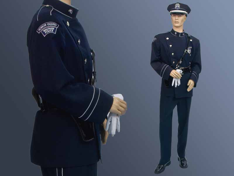 Your One-Stop Police, Honor Guard, Fire
